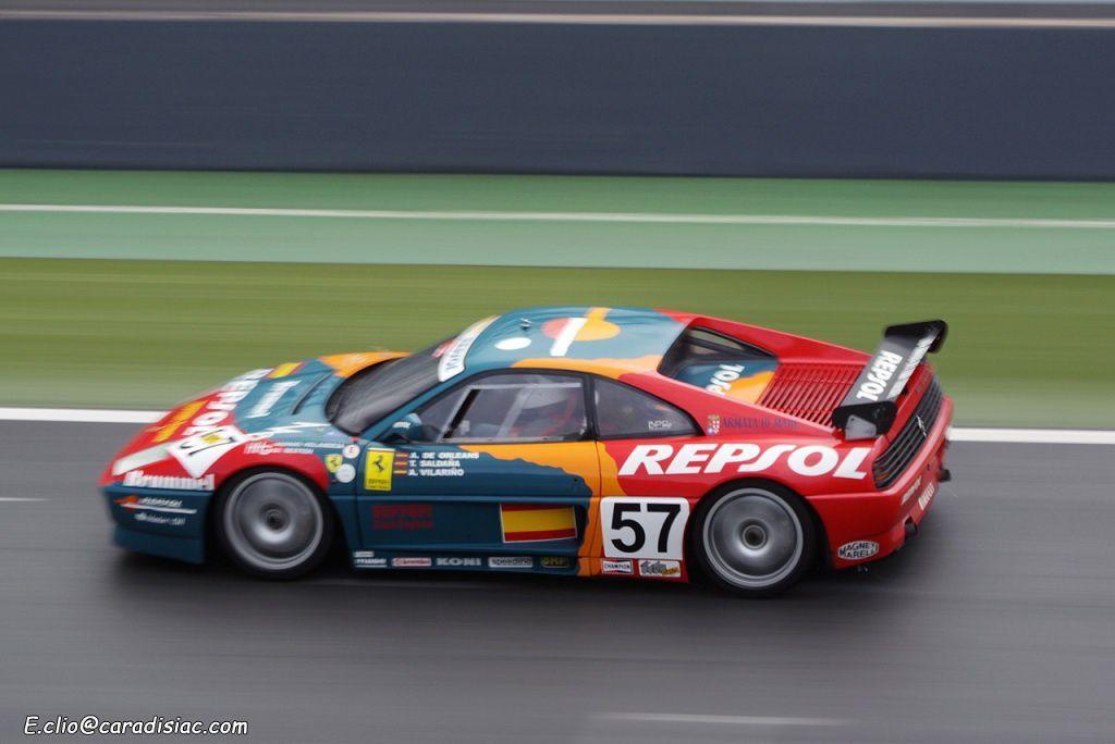 1994 ferrari 348 gtc lm michelotto competizione 12