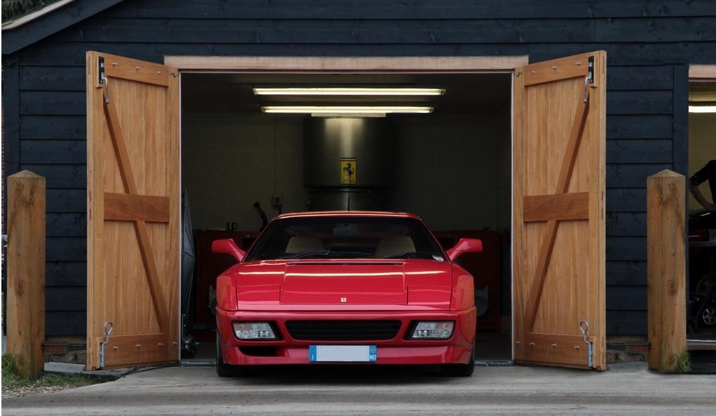 Garages privés