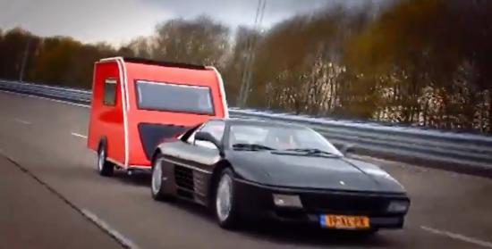 Ferrari 348caravane