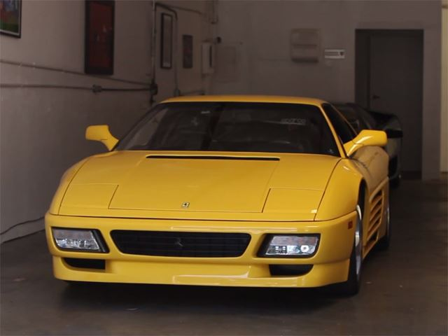 Ferrari 610ch