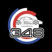 Logo fond noir