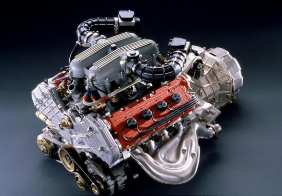 Motore mondial t 349